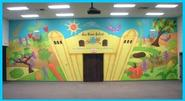 Mural in the Multipurpose Room 2013
